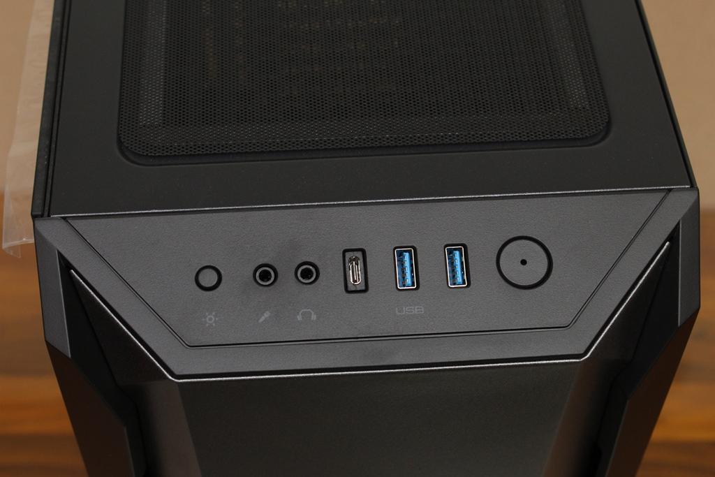 美洲獅COUGAR MX660 Iron RGB中塔機殼-陽剛造型搭配鋼化玻璃透...8629