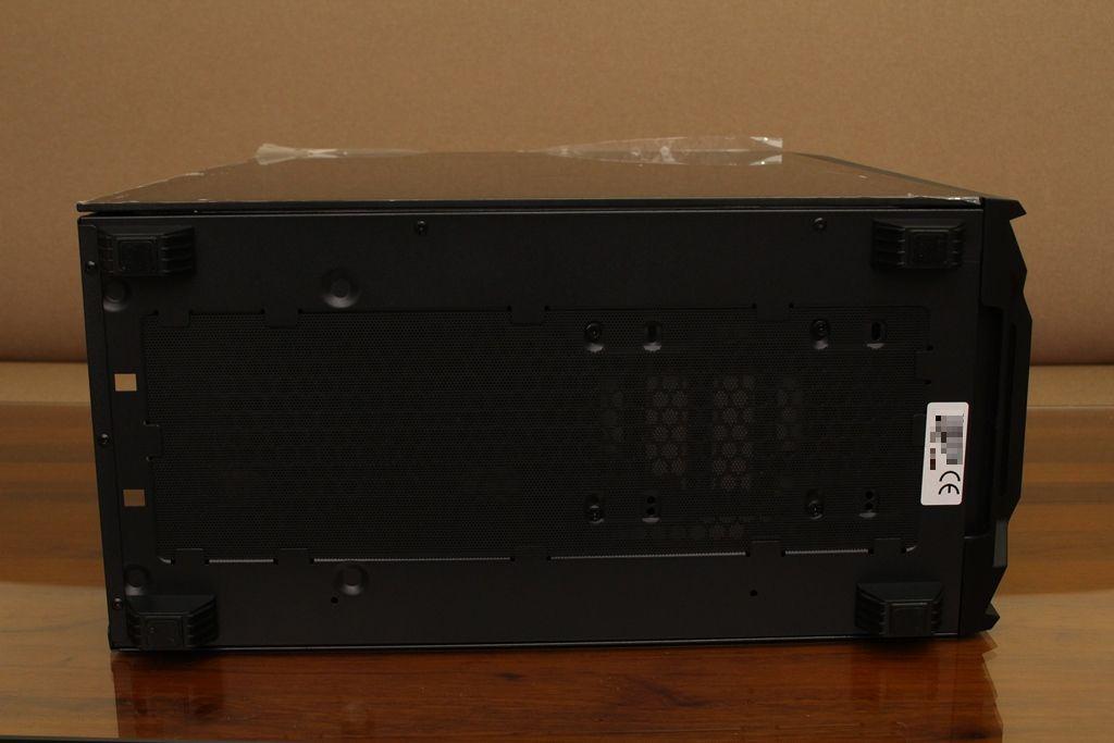 美洲獅COUGAR MX660 Iron RGB中塔機殼-陽剛造型搭配鋼化玻璃透...1849