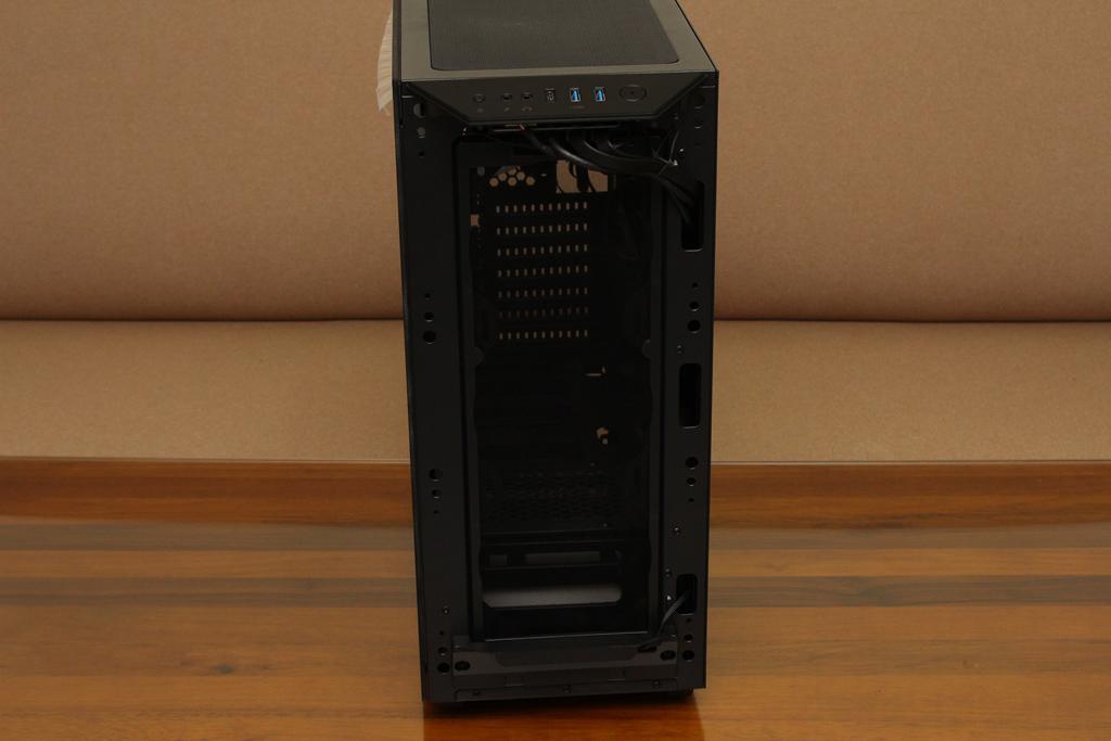 美洲獅COUGAR MX660 Iron RGB中塔機殼-陽剛造型搭配鋼化玻璃透...5461