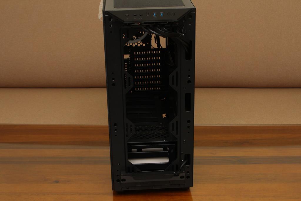 美洲獅COUGAR MX660 Iron RGB中塔機殼-陽剛造型搭配鋼化玻璃透...5558