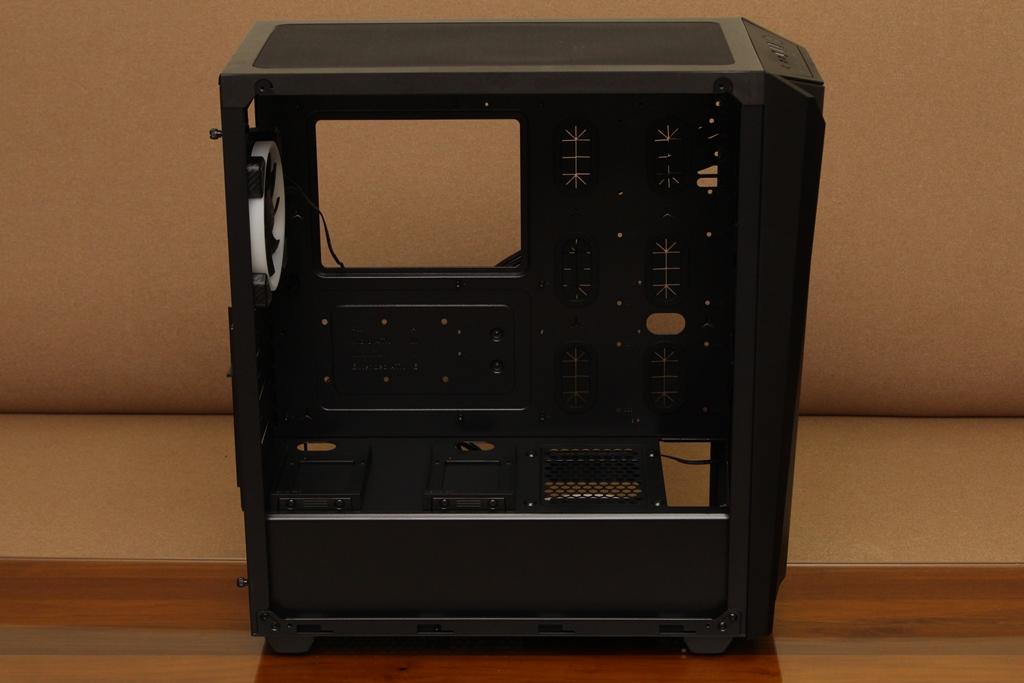 美洲獅COUGAR MX660 Iron RGB中塔機殼-陽剛造型搭配鋼化玻璃透...2327