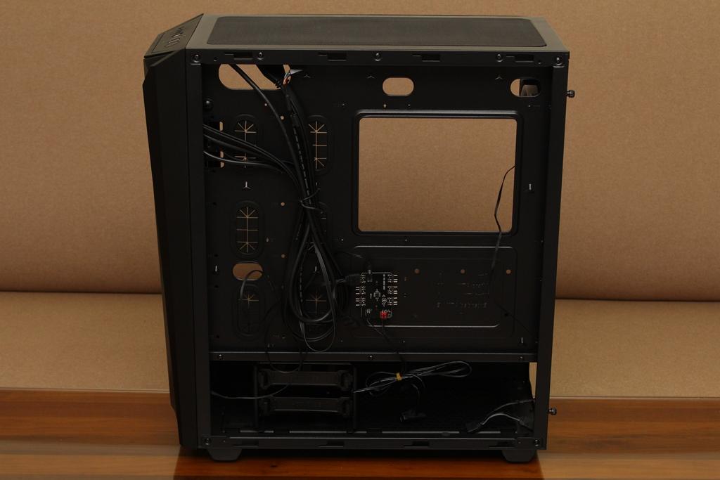 美洲獅COUGAR MX660 Iron RGB中塔機殼-陽剛造型搭配鋼化玻璃透...3887