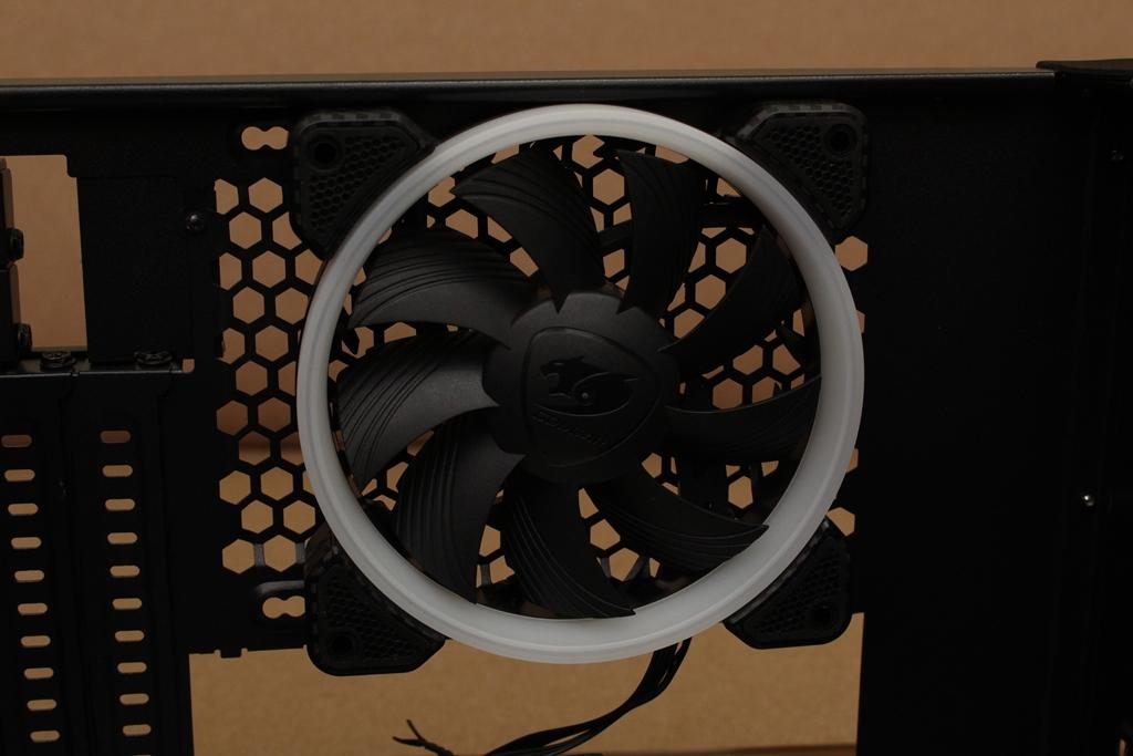 美洲獅COUGAR MX660 Iron RGB中塔機殼-陽剛造型搭配鋼化玻璃透...3158