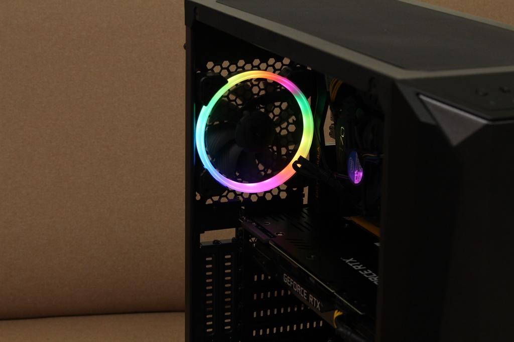 美洲獅COUGAR MX660 Iron RGB中塔機殼-陽剛造型搭配鋼化玻璃透...4399