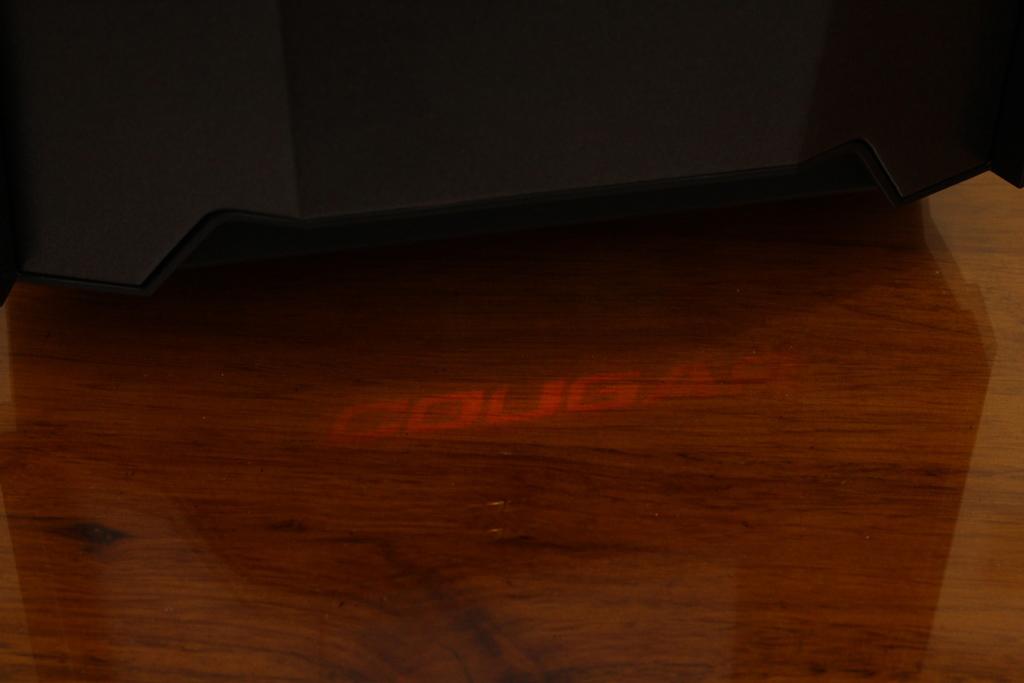 美洲獅COUGAR MX660 Iron RGB中塔機殼-陽剛造型搭配鋼化玻璃透...7369