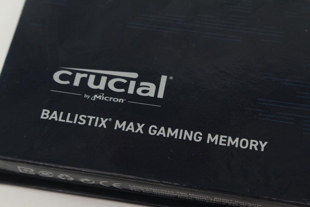 Crucial Ballistix MAX DDR4-4400電競記憶體-輕鬆獲得高頻率效能...3858