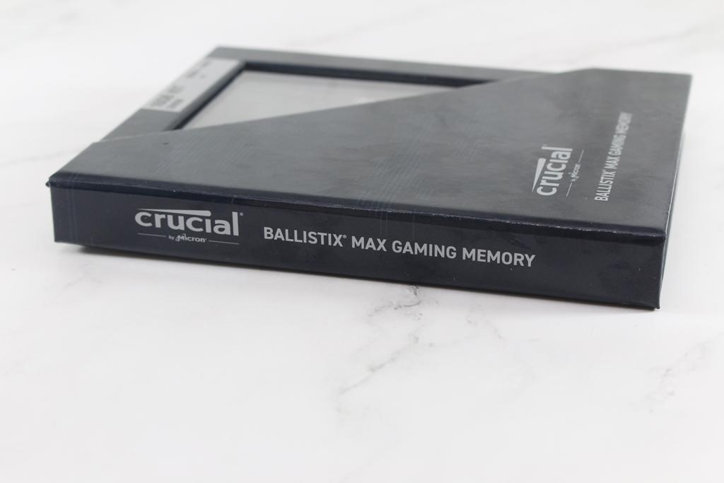 Crucial Ballistix MAX DDR4-4400電競記憶體-輕鬆獲得高頻率效能...1657