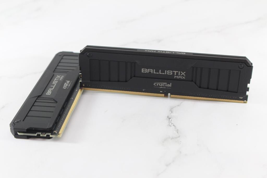 Crucial Ballistix MAX DDR4-4400電競記憶體-輕鬆獲得高頻率效能...5225