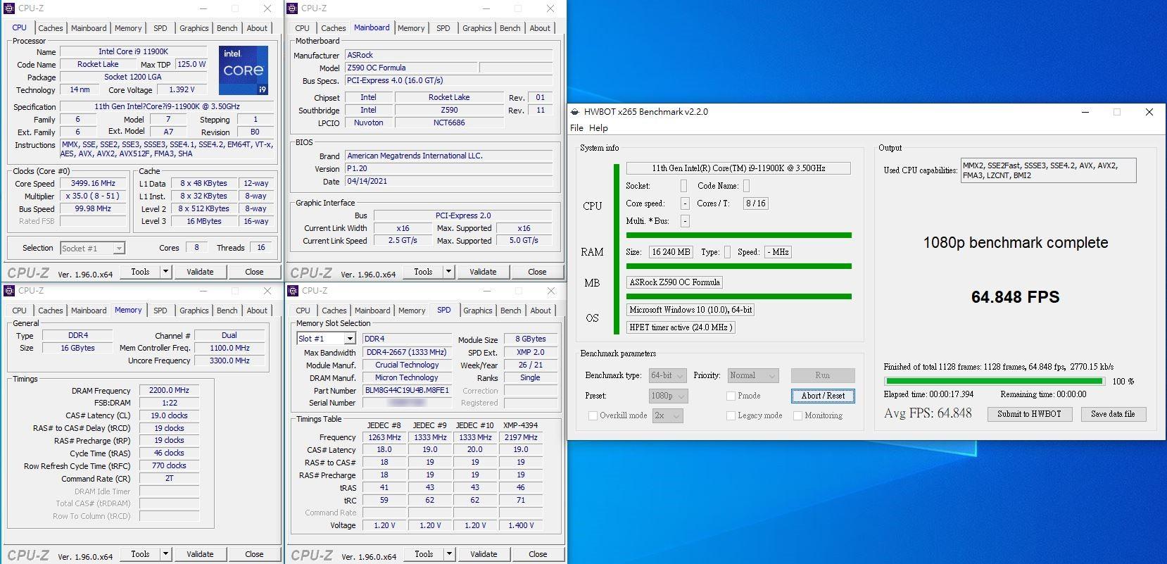 Crucial Ballistix MAX DDR4-4400電競記憶體-輕鬆獲得高頻率效能...227