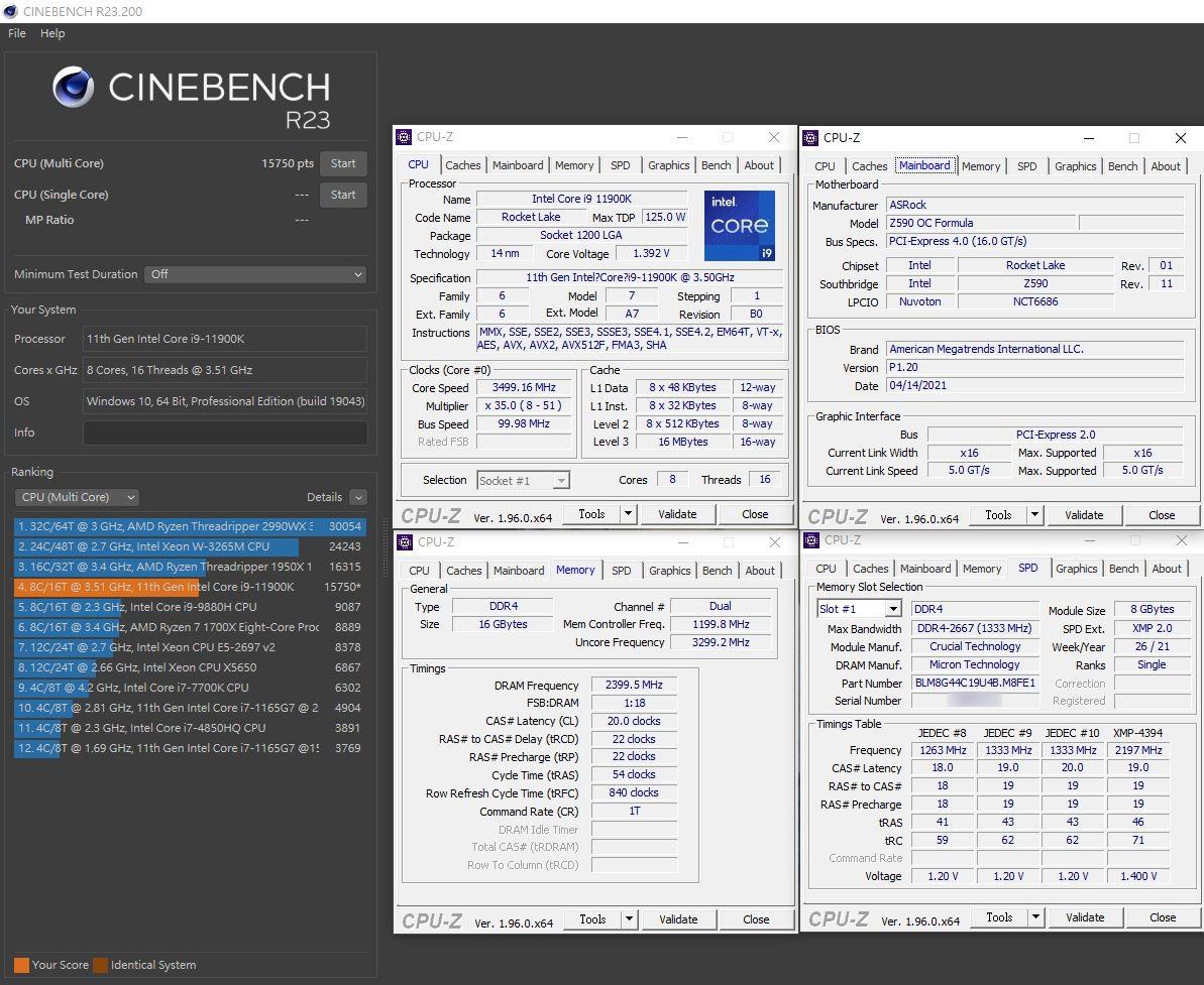 Crucial Ballistix MAX DDR4-4400電競記憶體-輕鬆獲得高頻率效能...907
