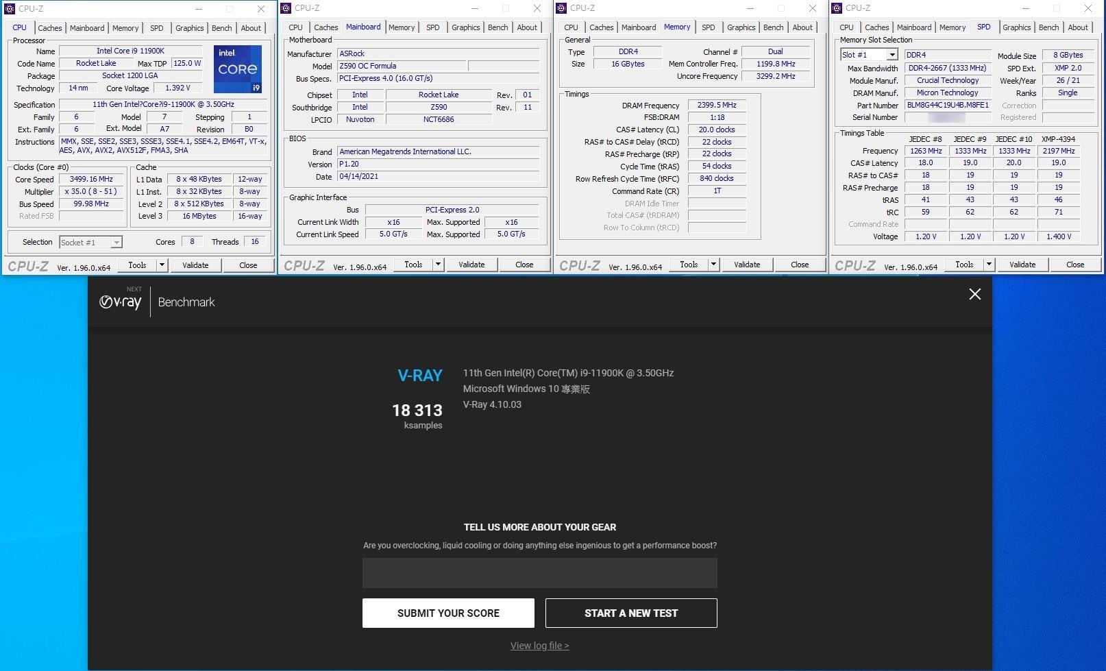Crucial Ballistix MAX DDR4-4400電競記憶體-輕鬆獲得高頻率效能...2083