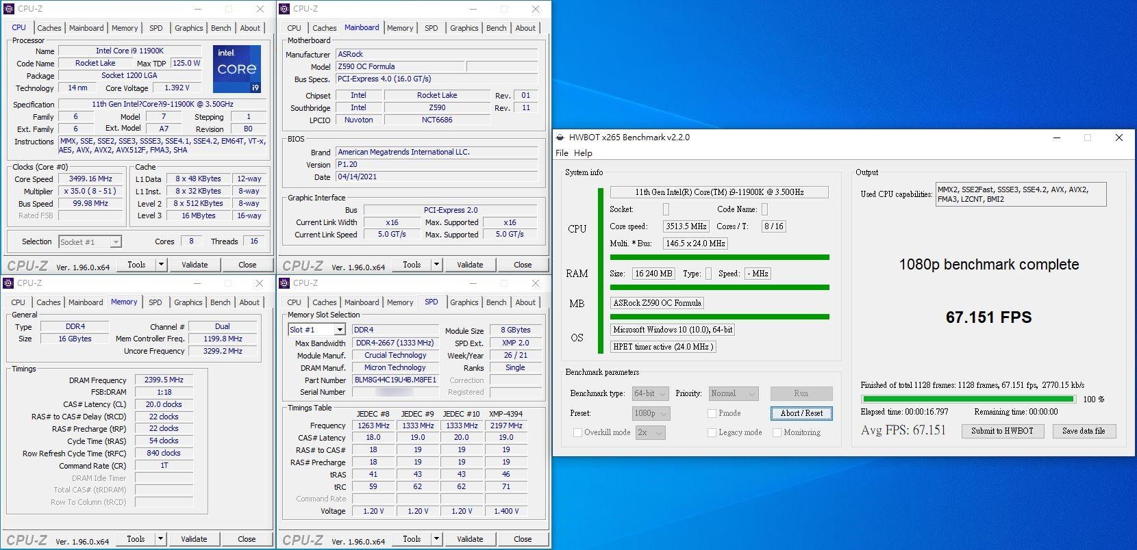 Crucial Ballistix MAX DDR4-4400電競記憶體-輕鬆獲得高頻率效能...5394