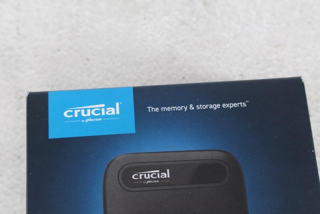 Crucial X6 Portable SSD外接式固態硬碟-輕巧體積小,超大容量2...707