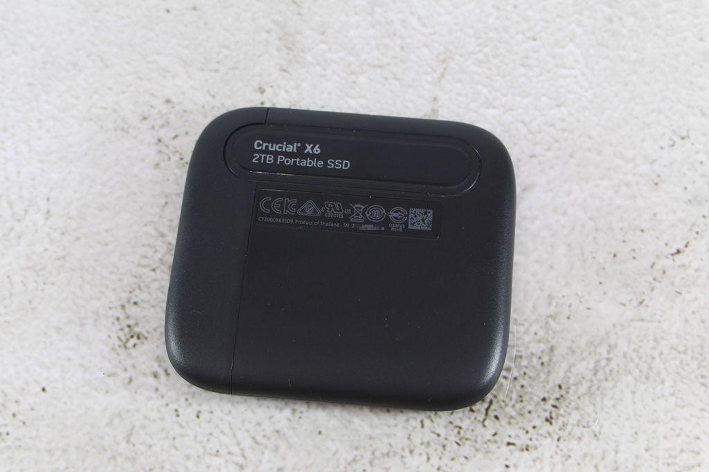 Crucial X6 Portable SSD外接式固態硬碟-輕巧體積小,超大容量2...8763
