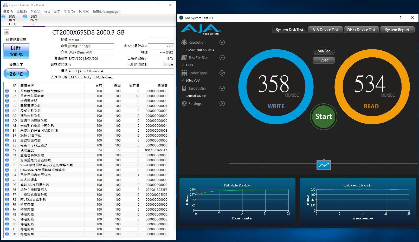 Crucial X6 Portable SSD外接式固態硬碟-輕巧體積小,超大容量2...3140