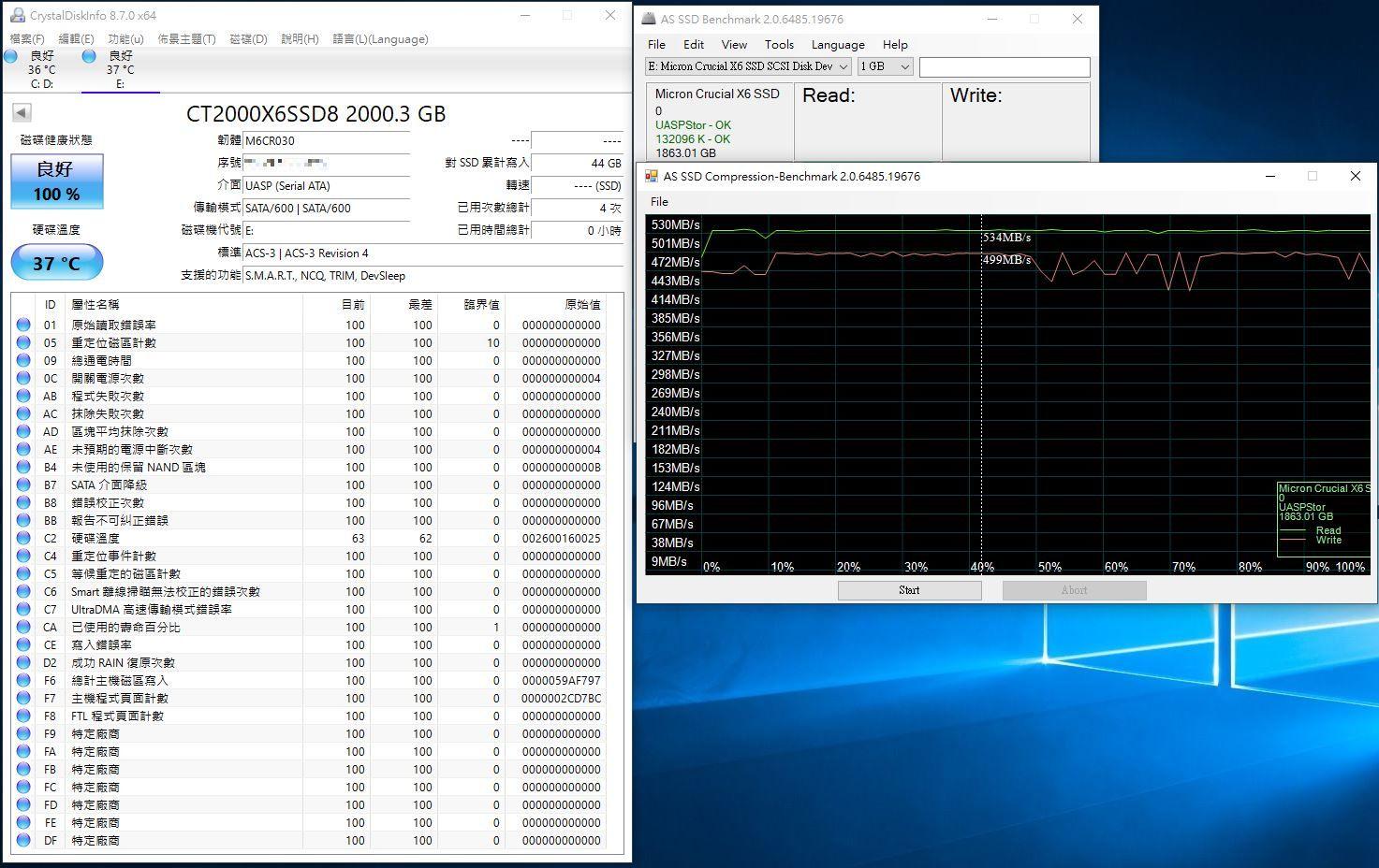 Crucial X6 Portable SSD外接式固態硬碟-輕巧體積小,超大容量2...4874