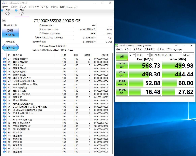 Crucial X6 Portable SSD外接式固態硬碟-輕巧體積小,超大容量2...1015