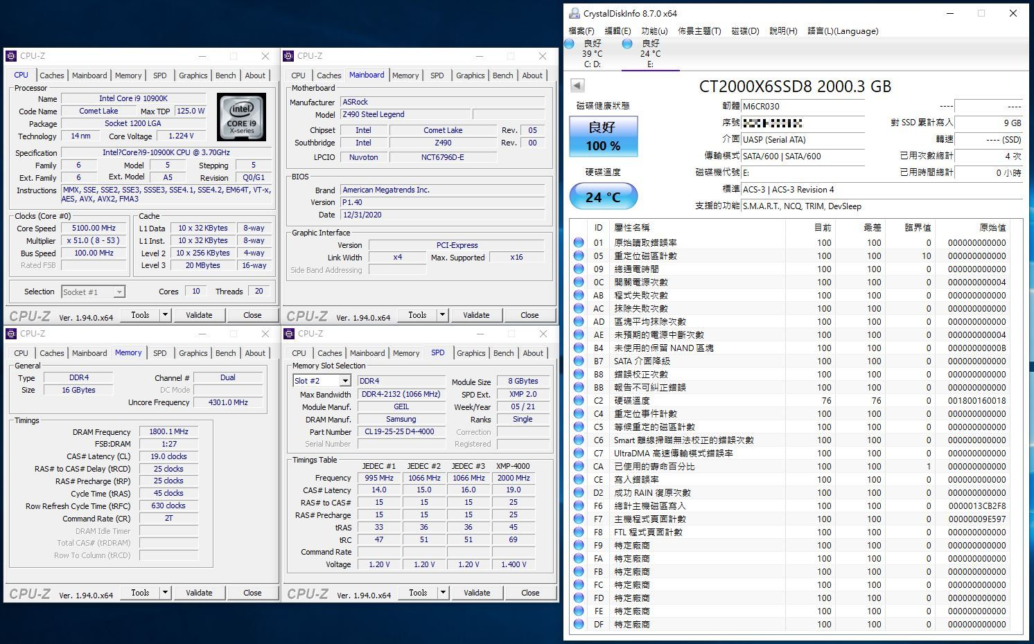 Crucial X6 Portable SSD外接式固態硬碟-輕巧體積小,超大容量2...338