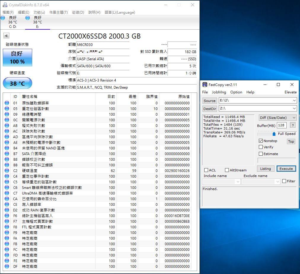 Crucial X6 Portable SSD外接式固態硬碟-輕巧體積小,超大容量2...8777