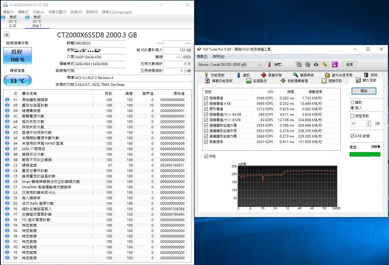 Crucial X6 Portable SSD外接式固態硬碟-輕巧體積小,超大容量2...3443