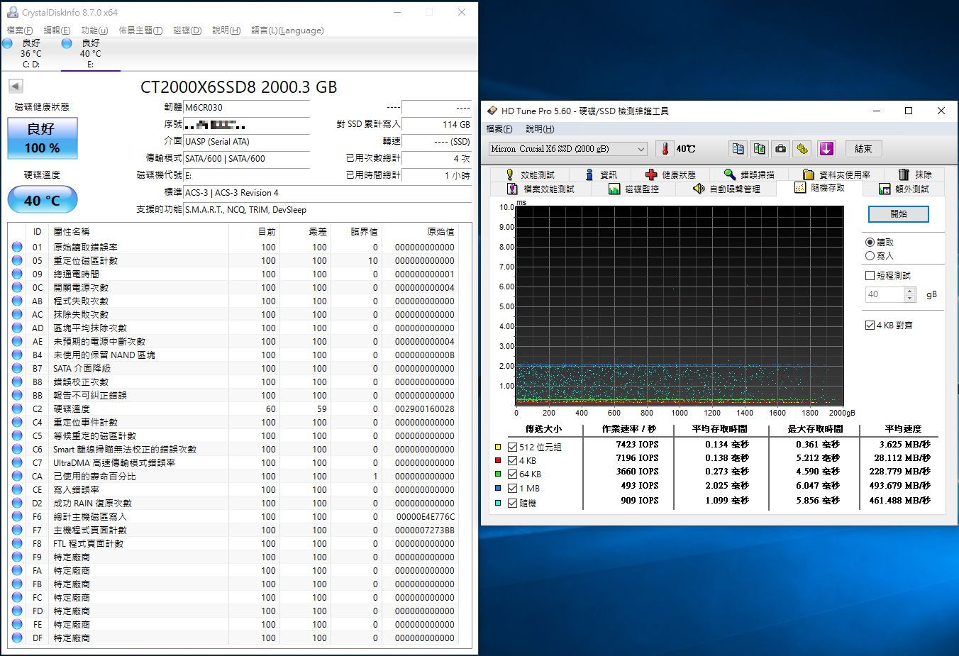 Crucial X6 Portable SSD外接式固態硬碟-輕巧體積小,超大容量2...970