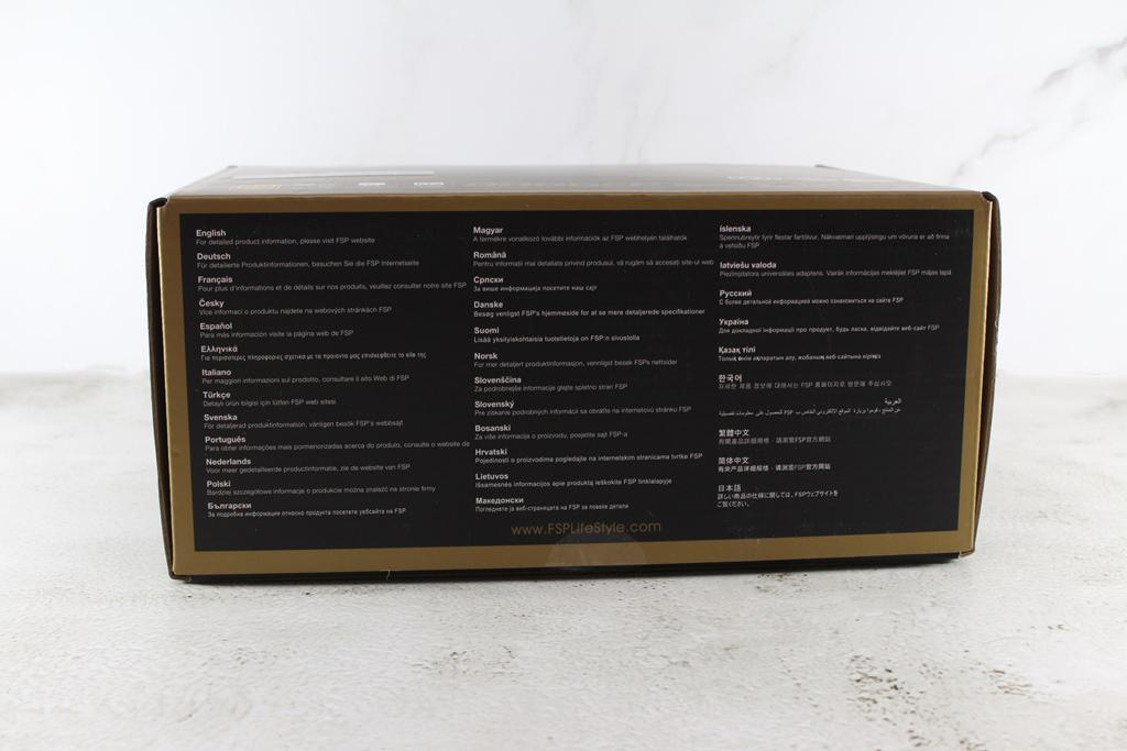 全漢FSP DAGGER PRO金鋼彈650W 80PLUS金牌全模組化SFX電源供應器...7760