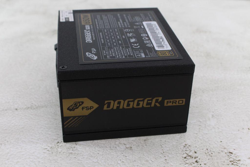 全漢FSP DAGGER PRO金鋼彈650W 80PLUS金牌全模組化SFX電源供應器...5127