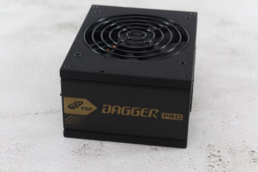 全漢FSP DAGGER PRO金鋼彈650W 80PLUS金牌全模組化SFX電源供應器...5687