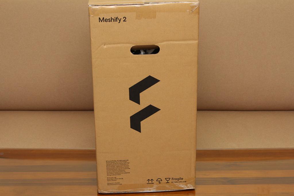 Fractal Design Meshify 2 TG鋼化玻璃透測機殼-幾何立體面板搭配...5267
