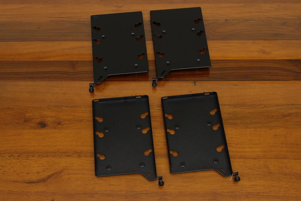 Fractal Design Meshify 2 TG鋼化玻璃透測機殼-幾何立體面板搭配...6136