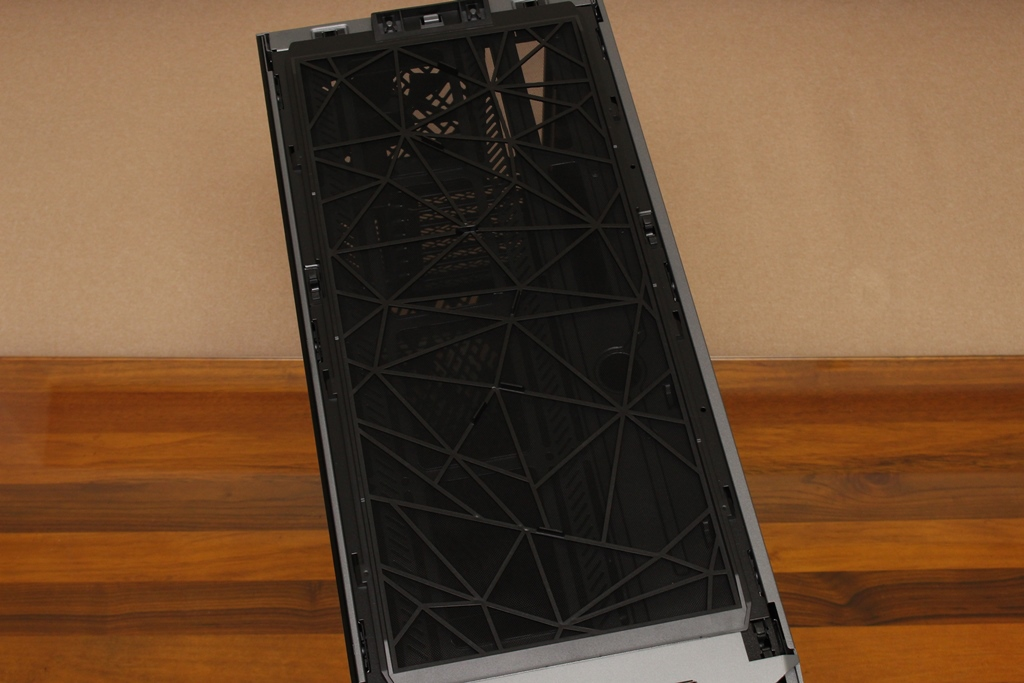 Fractal Design Meshify 2 TG鋼化玻璃透測機殼-幾何立體面板搭配...957