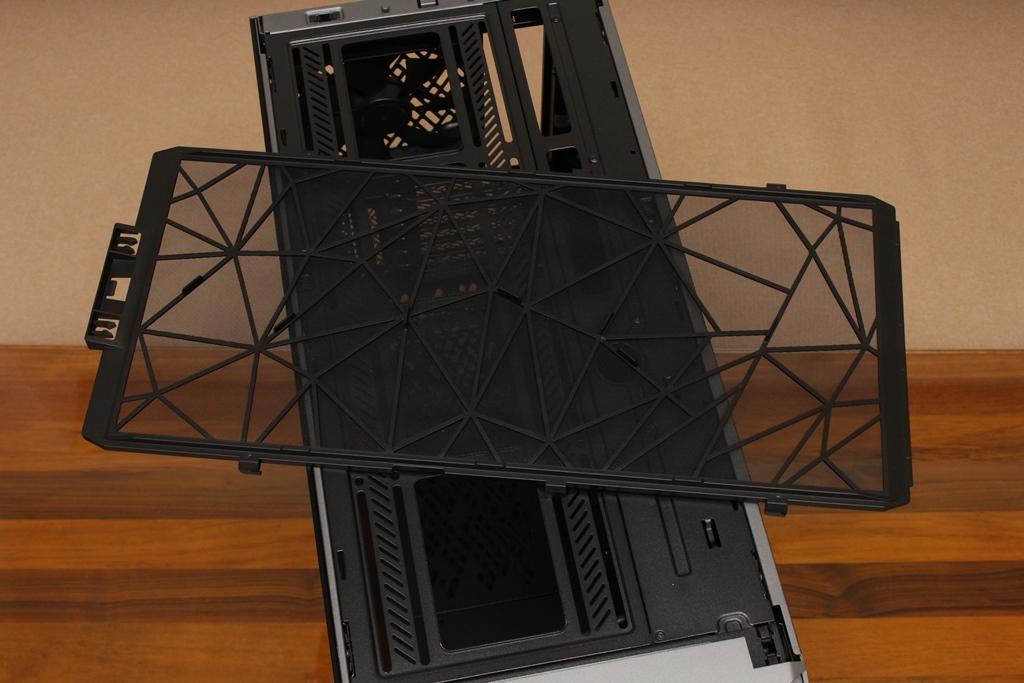 Fractal Design Meshify 2 TG鋼化玻璃透測機殼-幾何立體面板搭配...6429