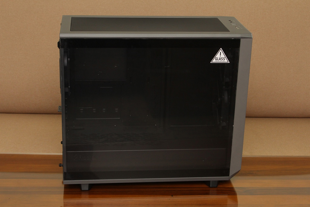 Fractal Design Meshify 2 TG鋼化玻璃透測機殼-幾何立體面板搭配...6992