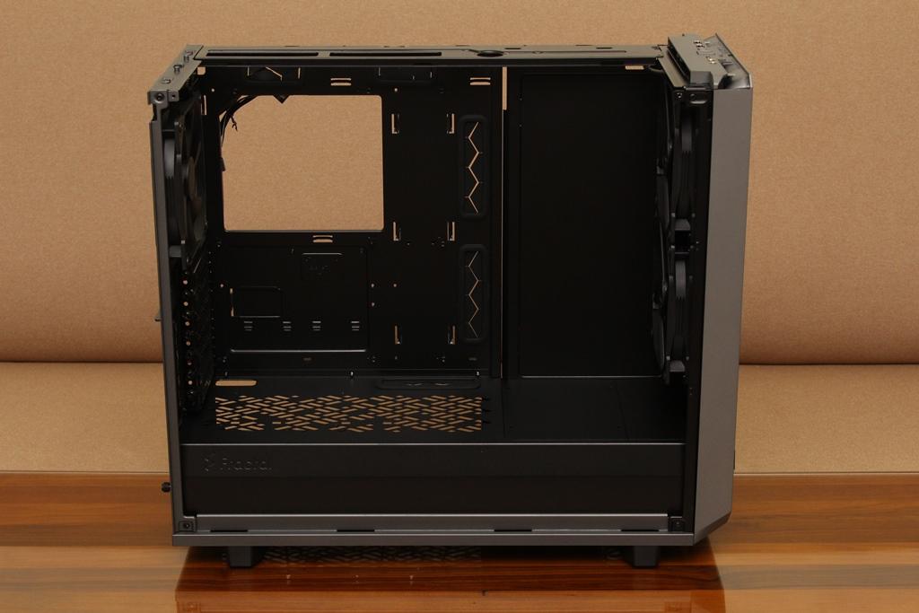 Fractal Design Meshify 2 TG鋼化玻璃透測機殼-幾何立體面板搭配...2