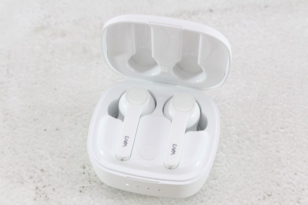 HiBy WH3高解析真無線藍牙耳機-一圈一鐵雙單元,支援分頻點調整與Qi無線充電