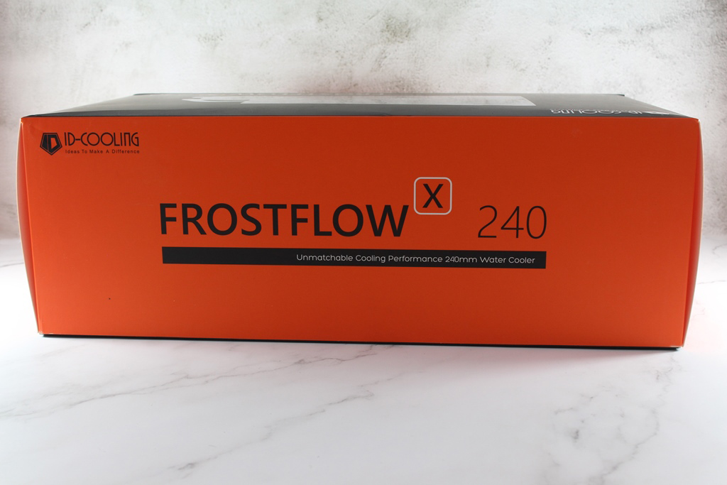 ID-COOLING FROSTFLOW X 240一體式水冷散熱器-低光害又擁有優質...8305