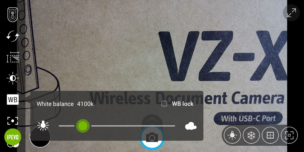 IPEVO VZ-X無線實物攝影機-800萬畫素高清高解析,Wi-Fi、HDMI與USB三種連線方式應用更廣泛!