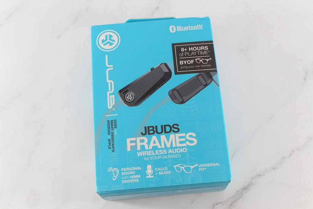 JLab Jbuds Frames 無線藍牙眼鏡音響-眼鏡變身隨身音響,安裝...4738