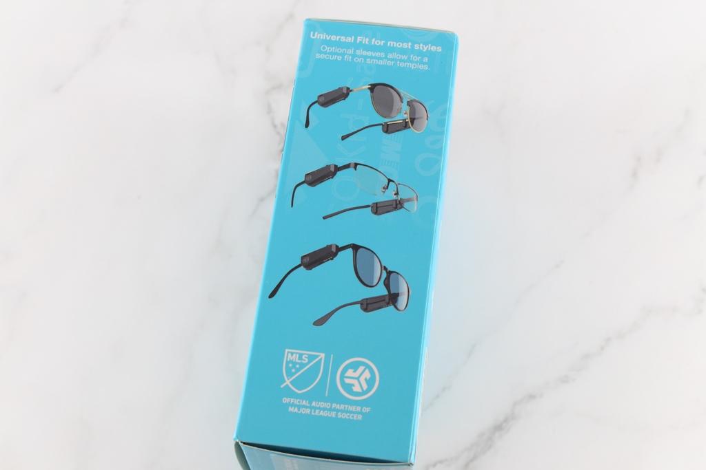 JLab Jbuds Frames 無線藍牙眼鏡音響-眼鏡變身隨身音響,安裝...4589