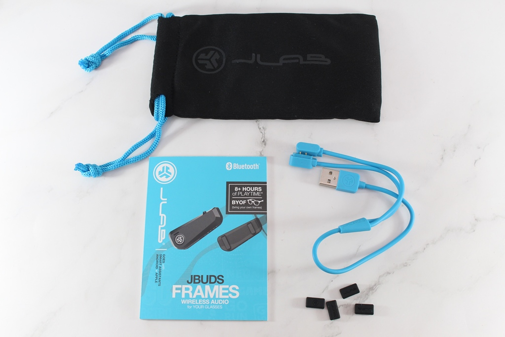 JLab Jbuds Frames 無線藍牙眼鏡音響-眼鏡變身隨身音響,安裝...3002