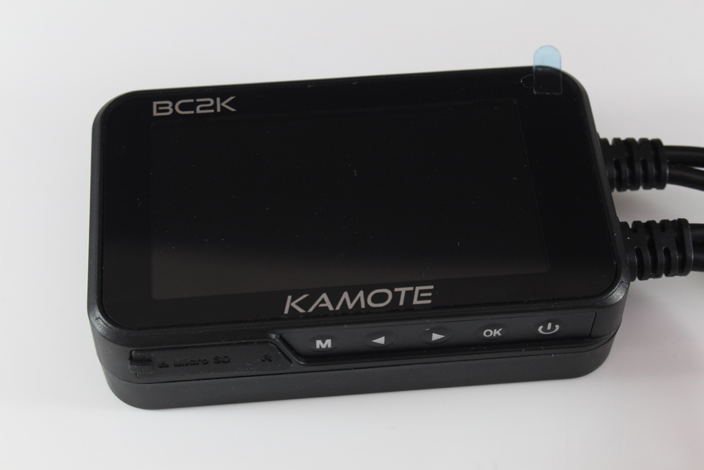 卡摩特Kamote BC2K 雙2K解析度機車行車紀錄器-高清高解析,...6898
