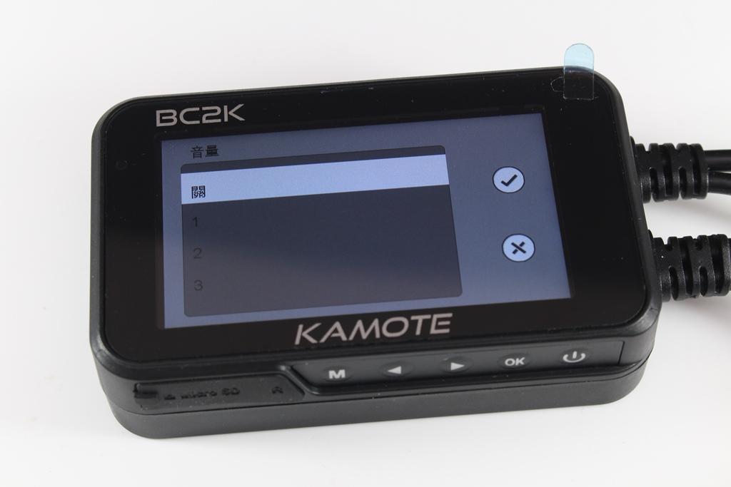 卡摩特Kamote BC2K 雙2K解析度機車行車紀錄器-高清高解析,...3184