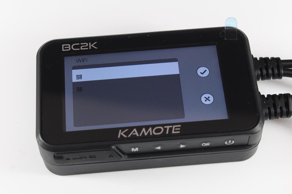 卡摩特Kamote BC2K 雙2K解析度機車行車紀錄器-高清高解析,...8392