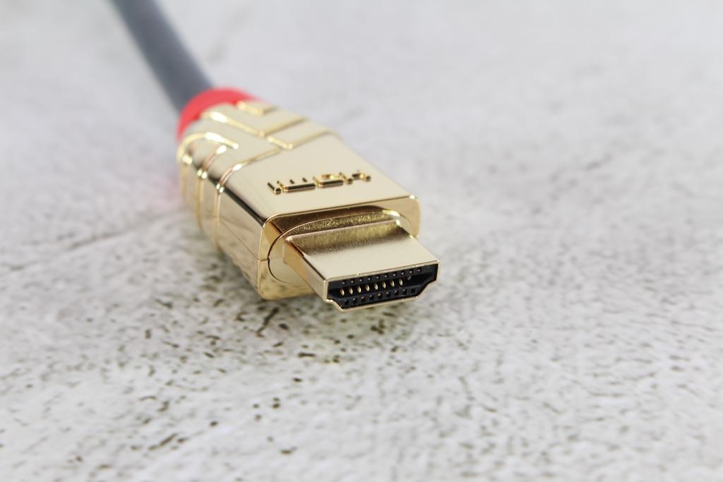 林帝LINDY GOLD LINE HDMI 2.1傳輸線-支援10K/120Hz超高解析度,超...4503