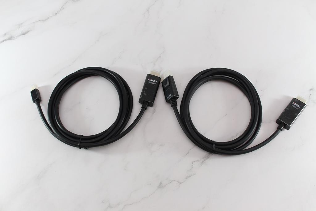 林帝LINDY 主動式USB 3.1 Type-C/Display Port HDR/HDMI 2.0 HDR轉接線-...703
