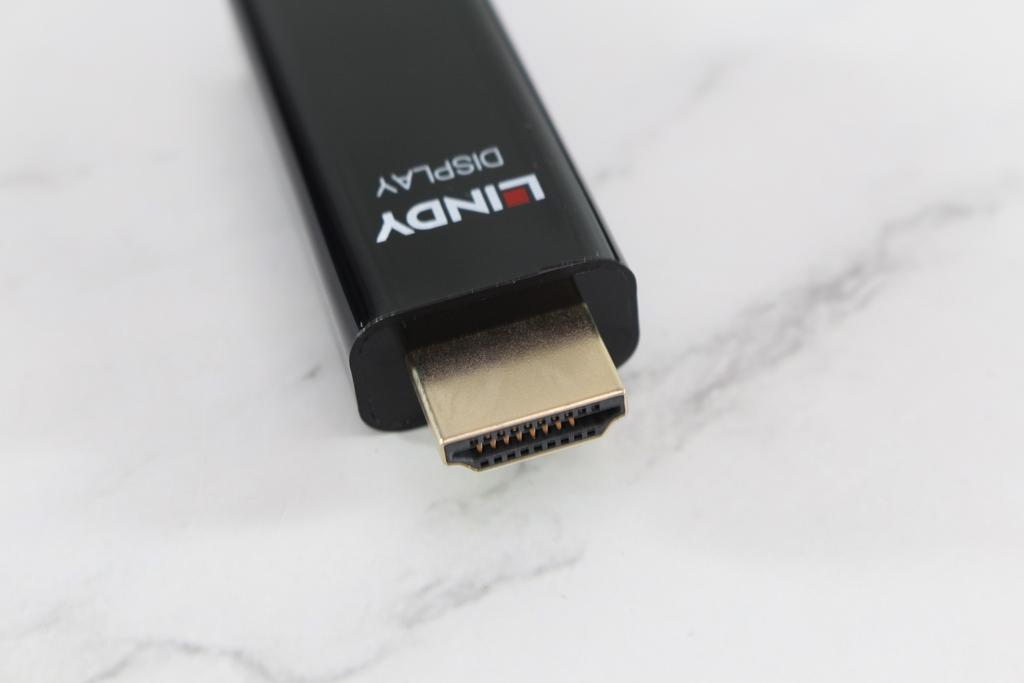 林帝LINDY 主動式USB 3.1 Type-C/Display Port HDR/HDMI 2.0 HDR轉接線-...1588