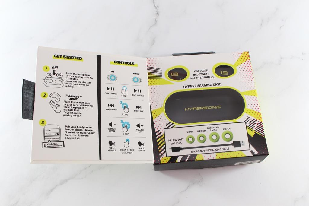 LinearFlux HyperSonic Lite真無線藍牙耳機-高CP值入門好選擇3672