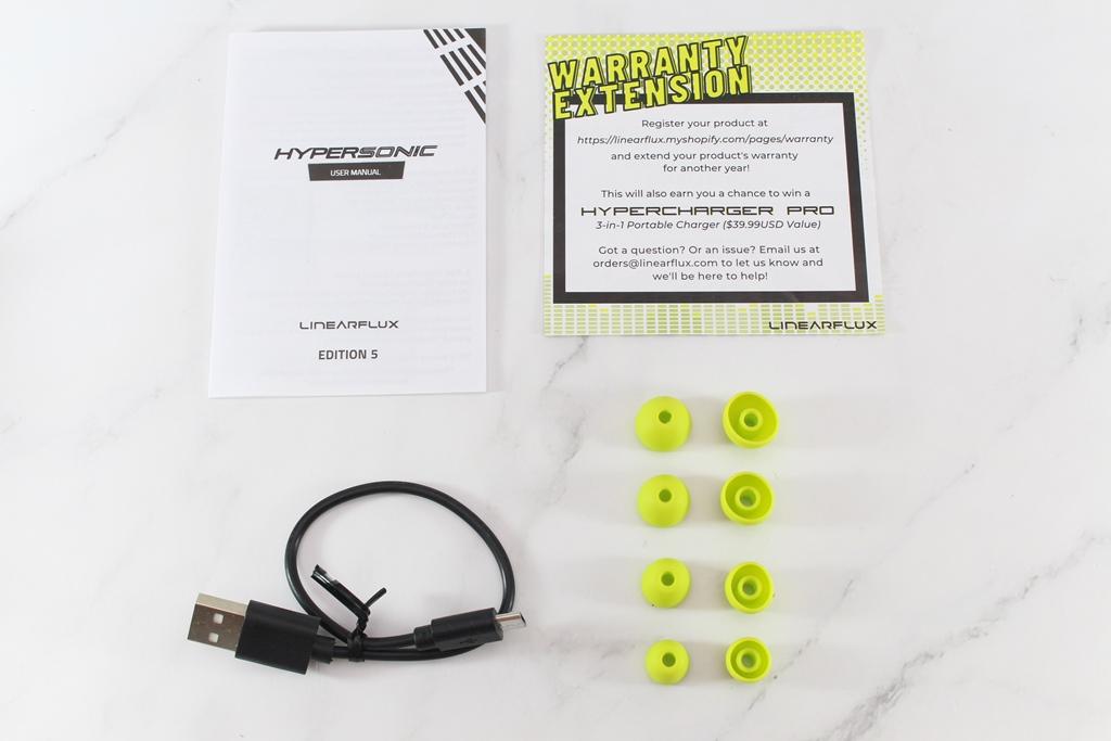 LinearFlux HyperSonic Lite真無線藍牙耳機-高CP值入門好選擇6046