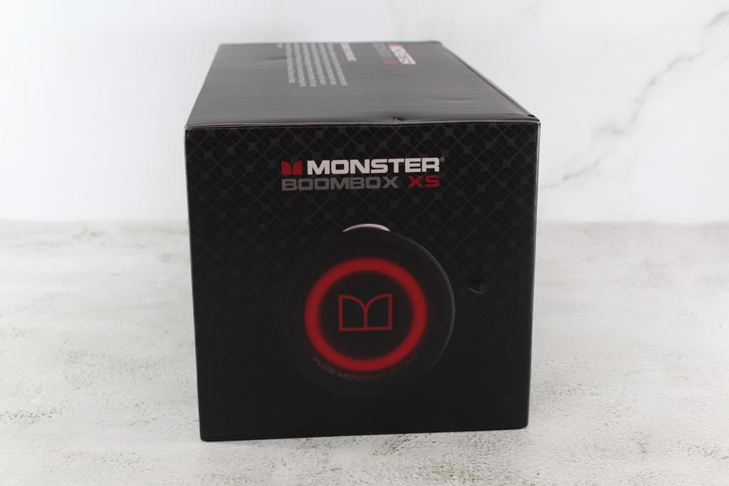魔聲Monster BoomBox XS真無線重低音防水藍牙喇叭-40W大功率重...8491