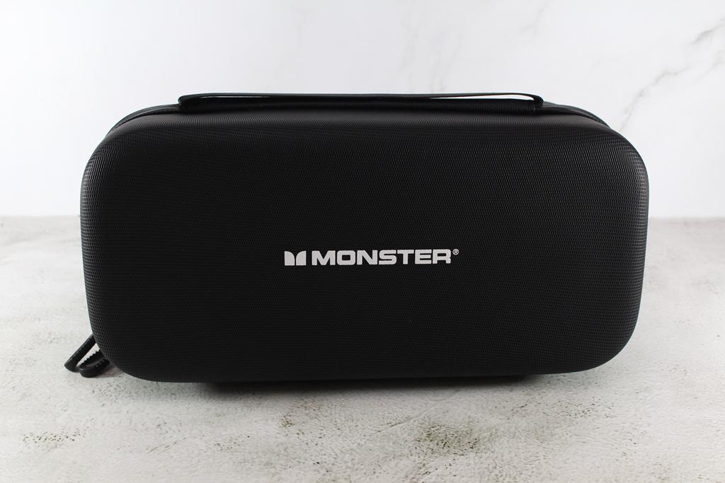 魔聲Monster BoomBox XS真無線重低音防水藍牙喇叭-40W大功率重...7631